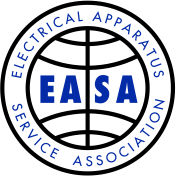Member of EASA - Electrical Apparatus Service Association
